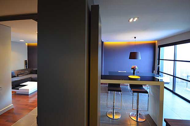 Maison particulière à Toufflers  Architecte dintérieur Lille