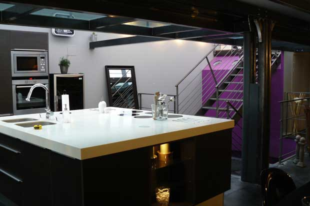 Loft à Tourcoing  Architecte dintérieur Lille