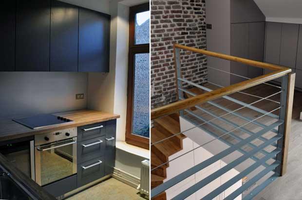 Appartement Duplex à Lille  Architecte dintérieur Lille