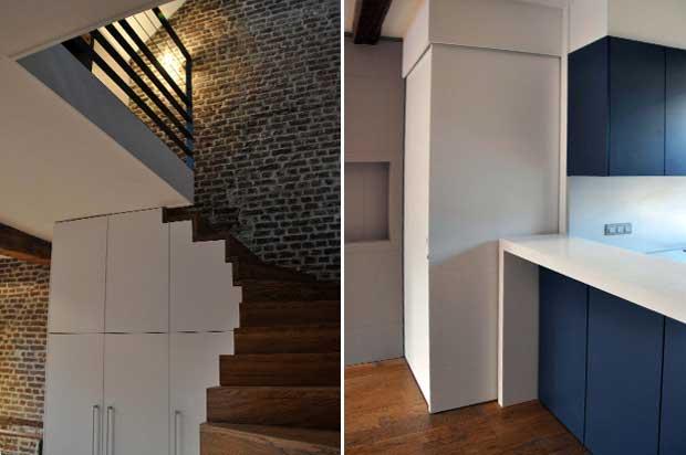 Appartement Duplex Lille Architecte D 39 Int Rieur Lille